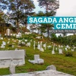 Flames and Mirrors at Sagada Anglican Cemetery, Philippines