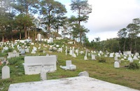 Mission Compound Cemetery