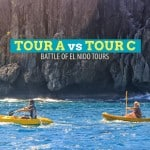 El Nido Tour A vs Tour C: What to Expect, Which is Better?