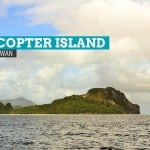 Helicopter Island: On a Different High in El Nido, Palawan