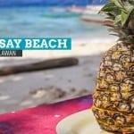 Talisay Beach: El Nido, Palawan, Philippines