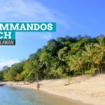 The 7 COMMANDOS BEACH and the 7 Lost Soldiers in El Nido