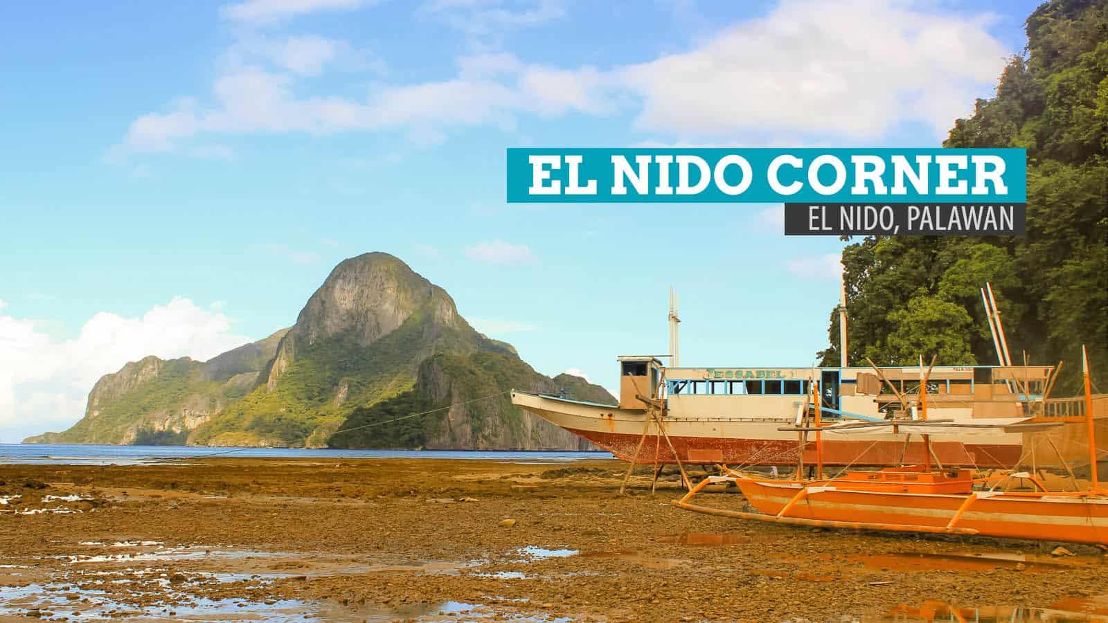 El Nido Corner: Where to Eat in El Nido, Palawan (Splurge Option)