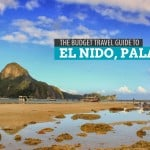 The Budget Travel Guide to EL NIDO, Palawan (Updated: 2016)