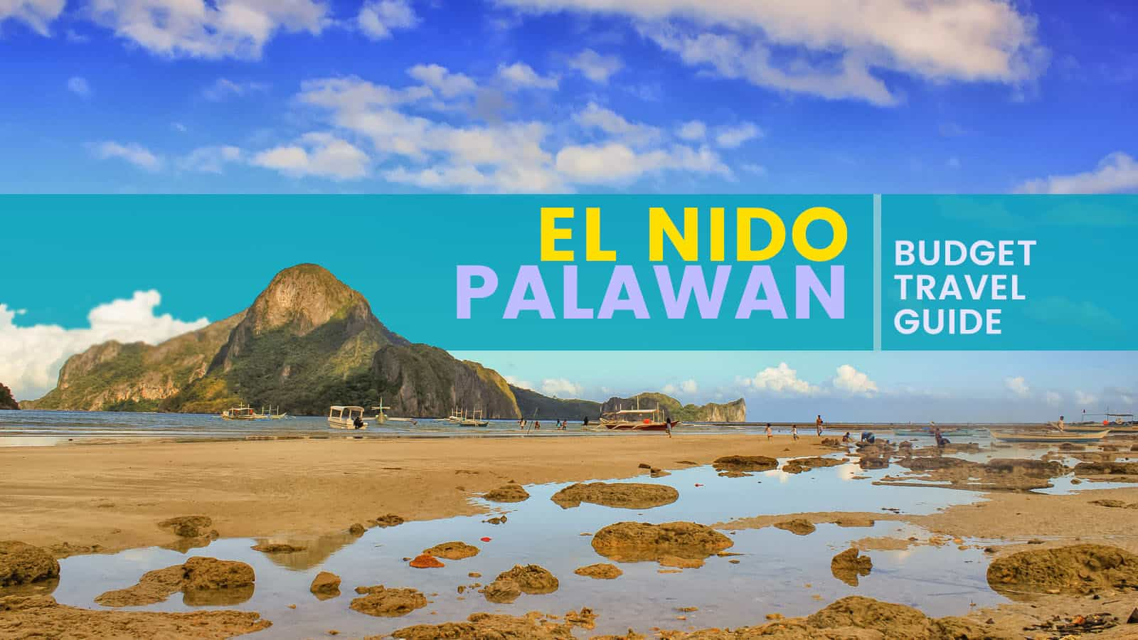Updated coron palawan budget travel guide itinerary the poor el nido palawan budget travel guide solutioingenieria Gallery