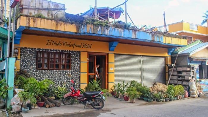 El Nido Waterfront Hotel, Palawan