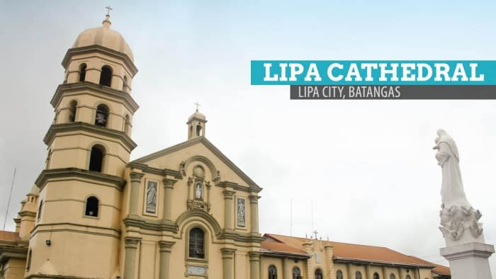 LIPA CATHEDRAL: The Metropolitan Cathedral of San Sebastian