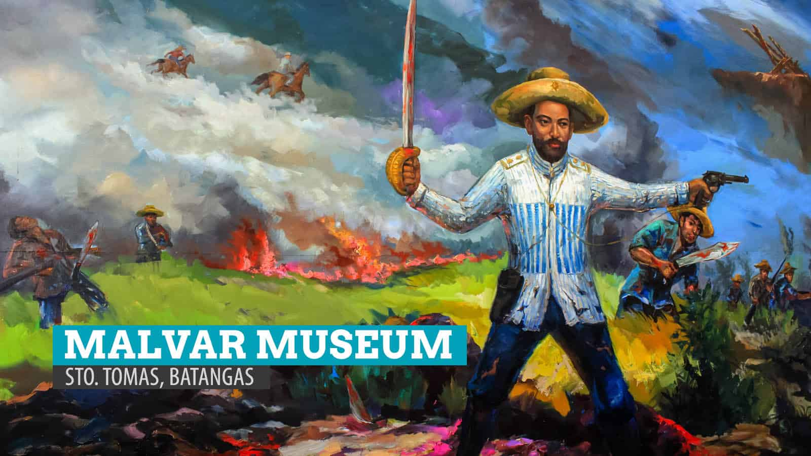 Miguel Malvar Museum, Batangas: Of Battles and Surrender