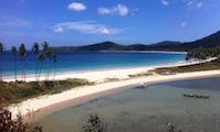 Nacpan-Calitang Beach
