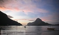 Sunset Walk El Nido