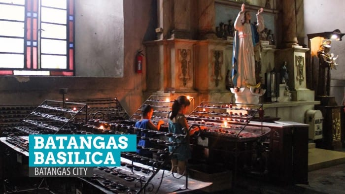 BATANGAS BASILICA: Basilica of the Immaculate Conception in Batangas City