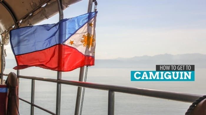 How to Get to Camiguin from Manila and Cagayan De Oro, Philippines