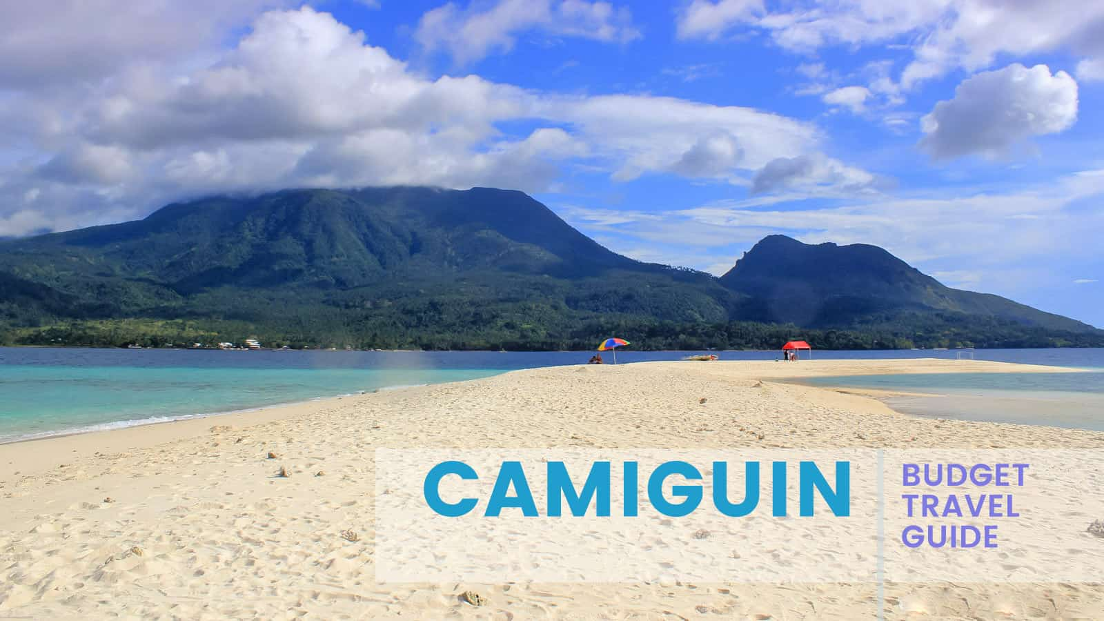CAMIGUIN: Budget Travel Guide