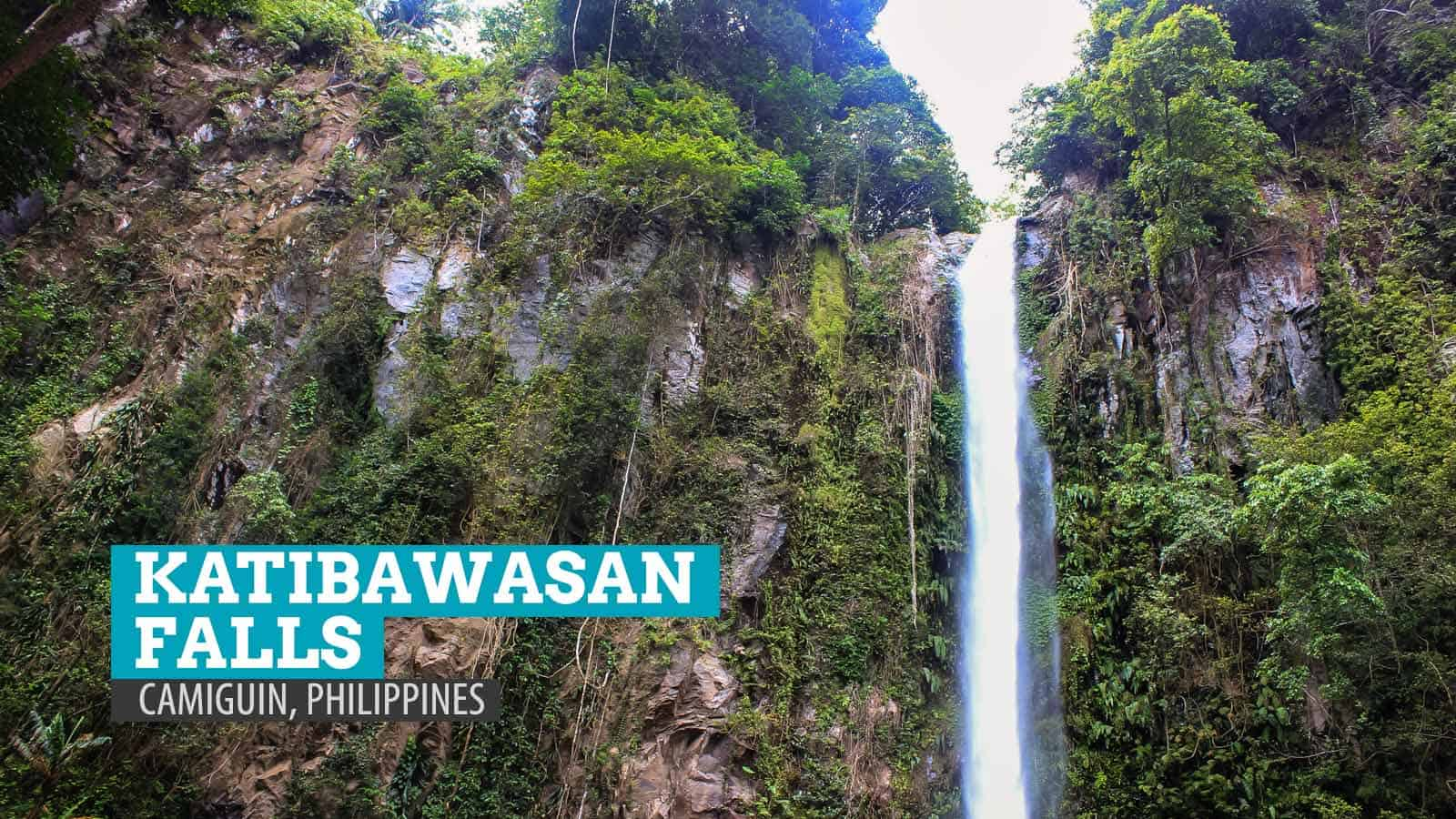 KATIBAWASAN FALLS: A Splash of Nature in Camiguin, Philippines