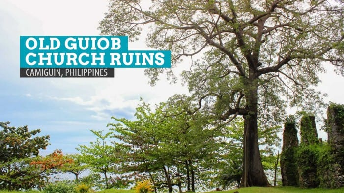 The Old Guiob Church Ruins, Camiguin: Rising From the Rubble