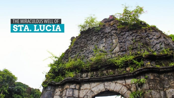 Taal, Batangas: The Miraculous Well of Sta. Lucia and the San Lorenzo Ruiz Steps