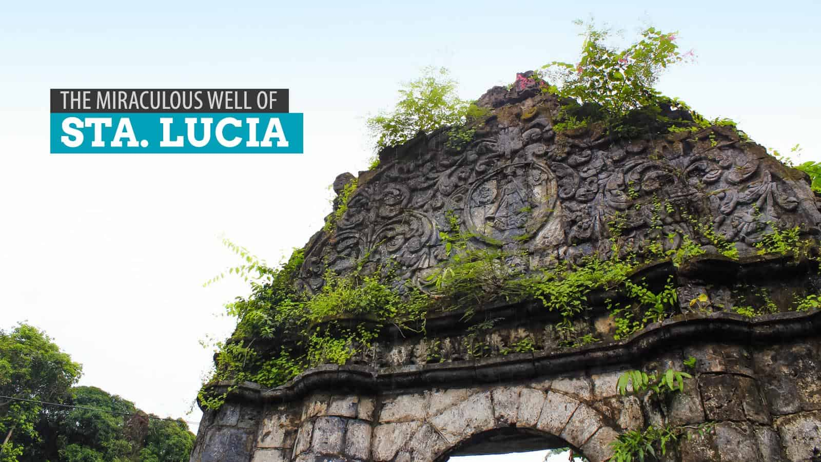 Sta Lucia Well