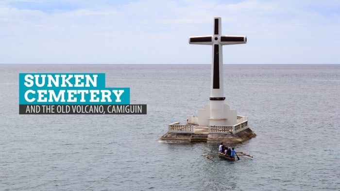 Camiguin: The Sunken Cemetery and the Walkway to the Old Volcano