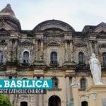 Taal Basilica, Batangas: Asia's Largest Catholic Church