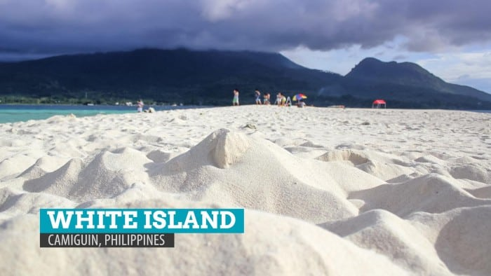 White Island: The Naked Temptress of Camiguin, Philippines