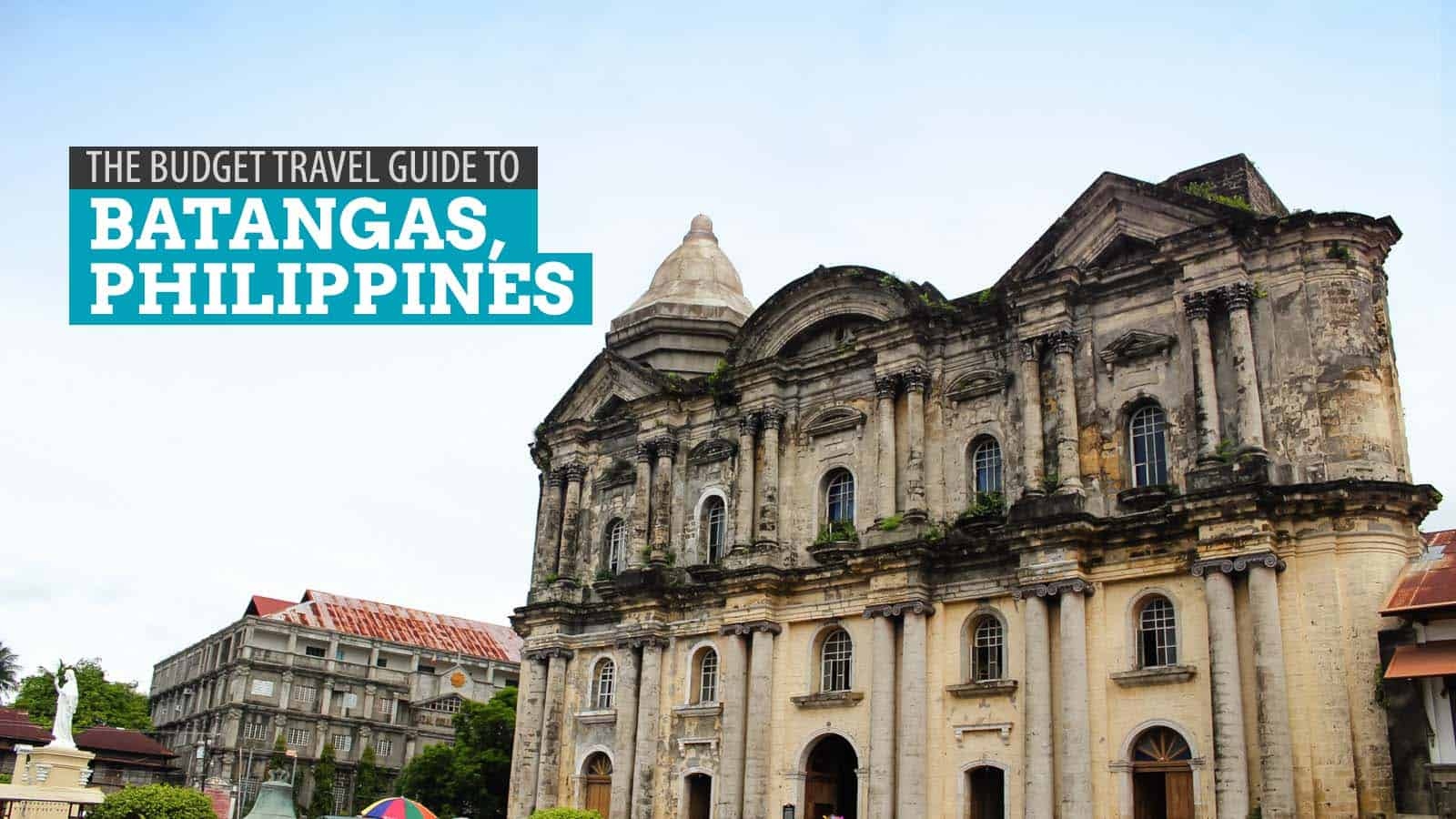 Thesis about tourism in batangas