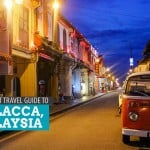 The Budget Travel Guide to MALACCA, Malaysia