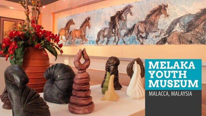 Melaka Youth Museum and Art Gallery: Malacca, Malaysia