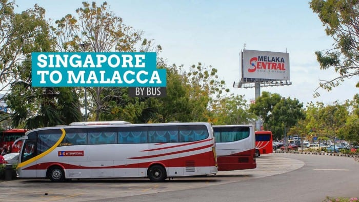 How to Get to Malacca from Singapore by Bus