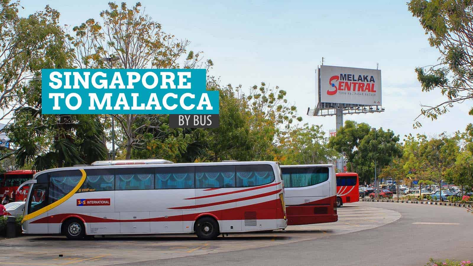 Singapore to Malacca by Bus