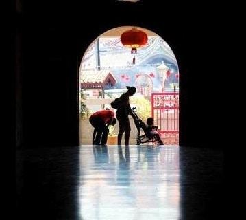 Xiang Lin Si Buddhist Temple