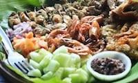 Pinoy seafood at Kainan sa Dalampasigan, Nasugbu