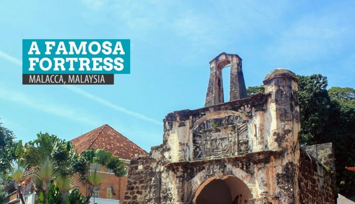 A Famosa Fortress: Unearthing and Rebuilding Malacca's History