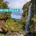 BOMOD-OK FALLS, SAGADA: What to Expect