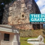 The Dutch Graveyard of Malacca, Malaysia
