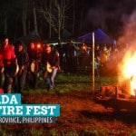 Sagada Bonfire Fest in Mountain Province, Philippines