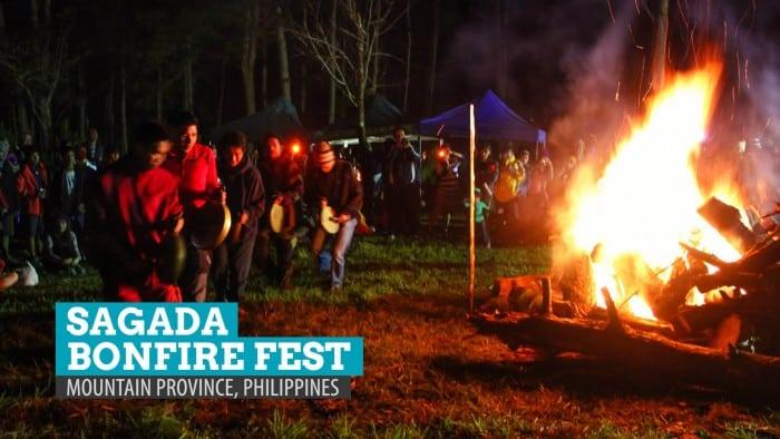 Sagada Bonfire Fest