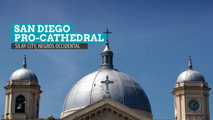 San Diego Pro-Cathedral, Silay City: The Domed Charmer of Negros Occidental