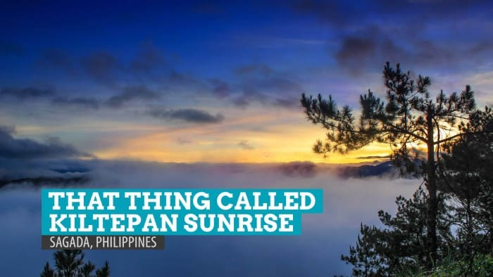 That Thing Called Kiltepan Sunrise: Sagada, Philippines