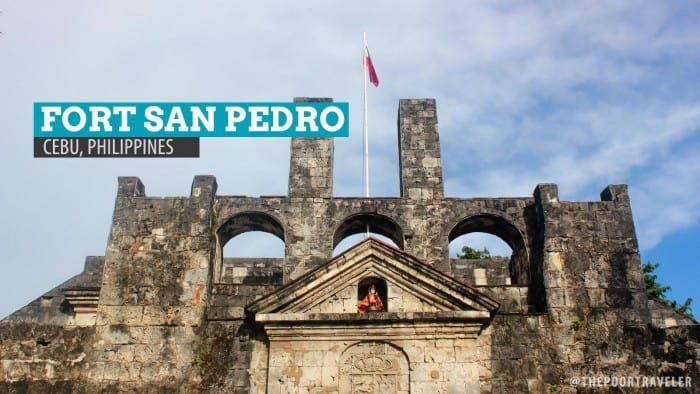 Cebu: Inside Fort San Pedro, The Oldest Fort in the Philippines