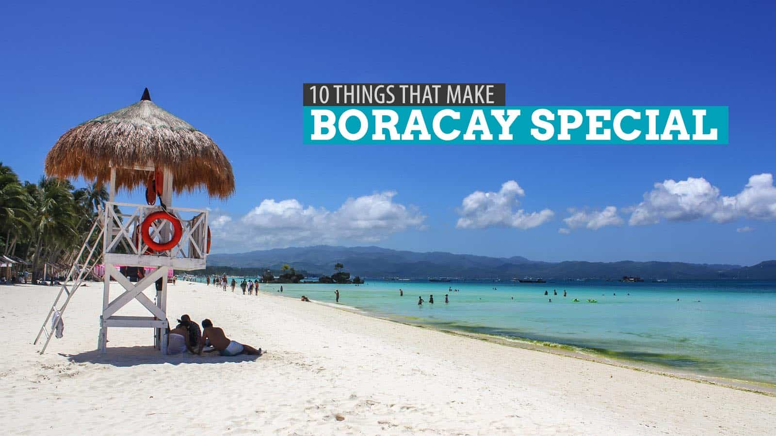 10 Things that Make Boracay Special: Aklan, Philippines