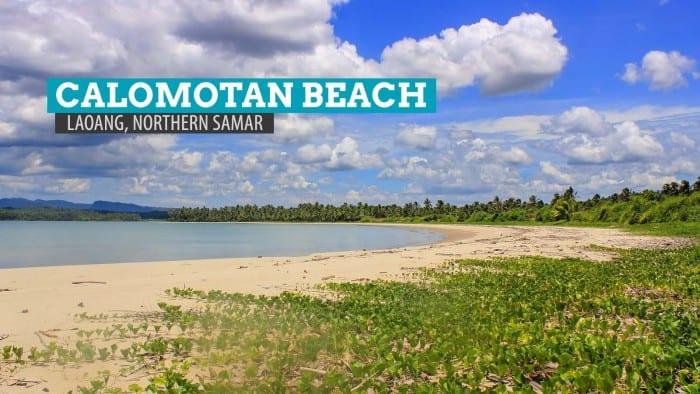 Calomotan Beach: A Cloistered Calm in Laoang, Northern Samar, Philippines