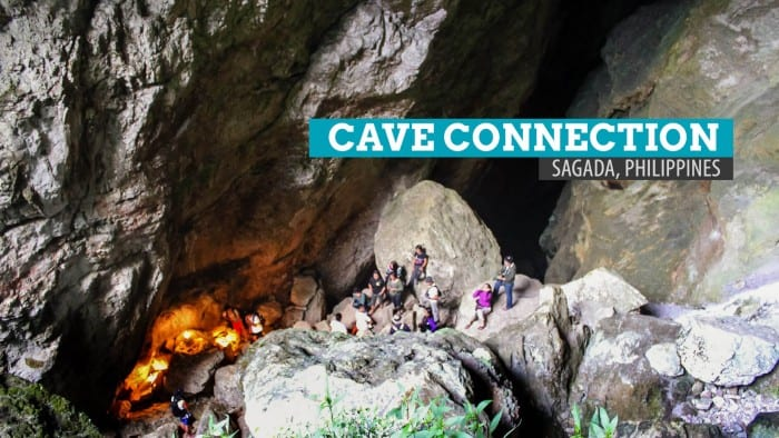 Cave Connection: Next-Level Spelunking in Sagada, Philippines