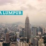 Sights and Sounds of Kuala Lumpur, Malaysia