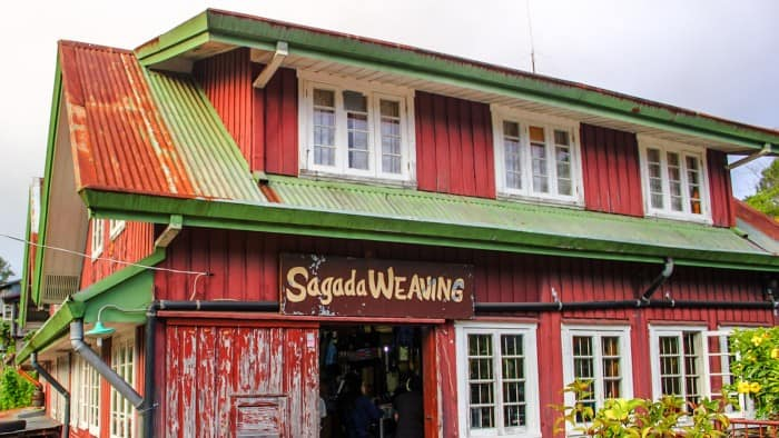 Sagada Weaving: Mountain Province, Philippines