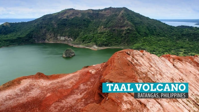 Taal Volcano Crater: Trek to the Fiery Guts of Batangas, Philippines