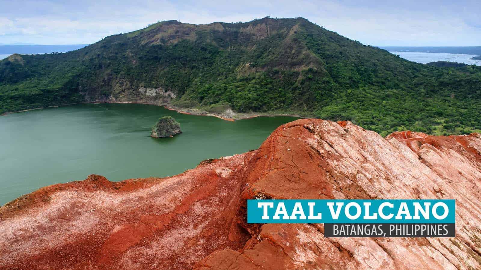 Taal Volcano Crater: Trek to the Fiery Guts of Batangas ...