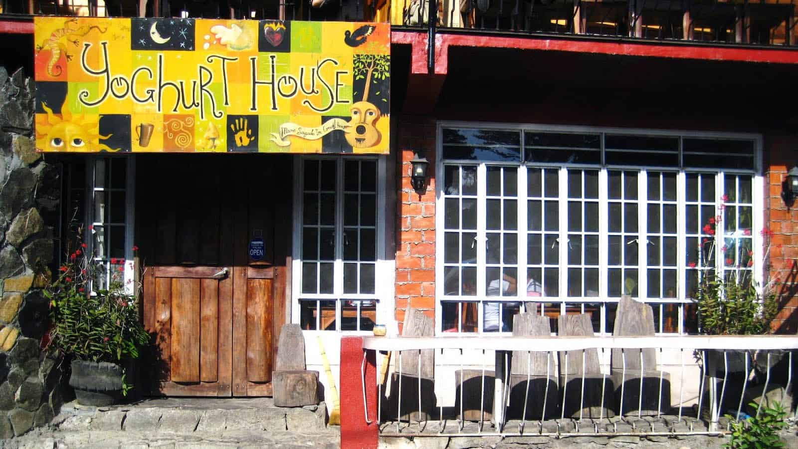 The Yoghurt House, Sagada: A Love-Hate Affair