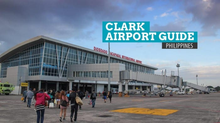 CLARK AIRPORT GUIDE: How to Get There, What to Do Before Flight