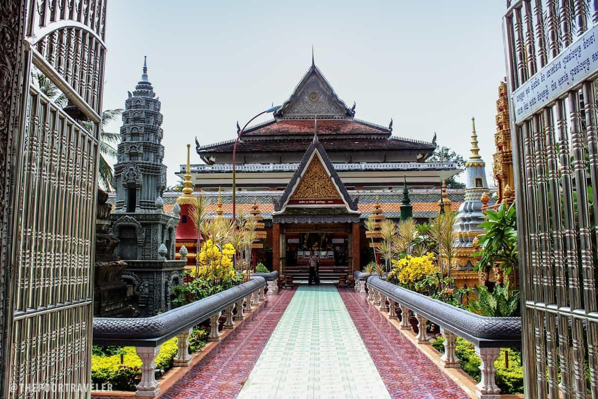 Preah Promreath Pagoda