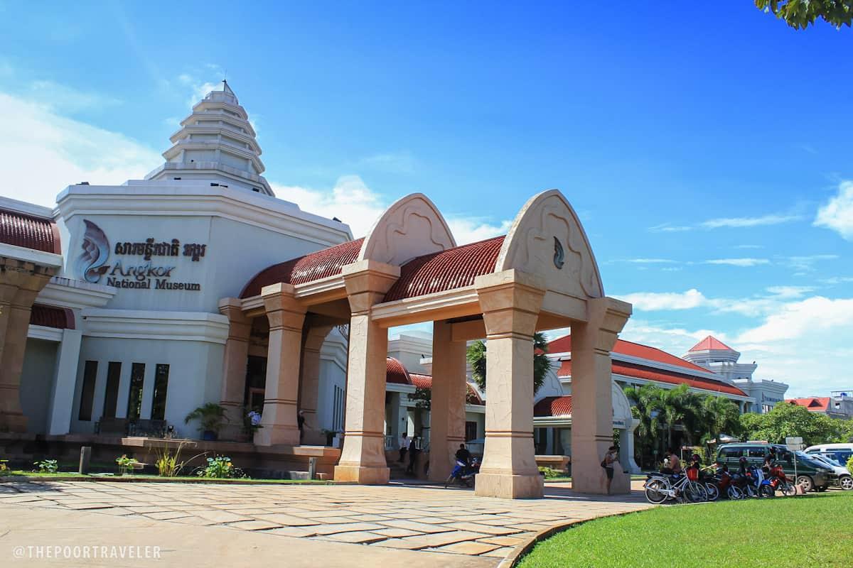 Biking Around Siem Reap, Cambodia  The Poor Traveler Blog